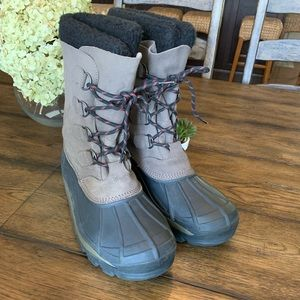 Sorel Antarctic Winter boots Like New